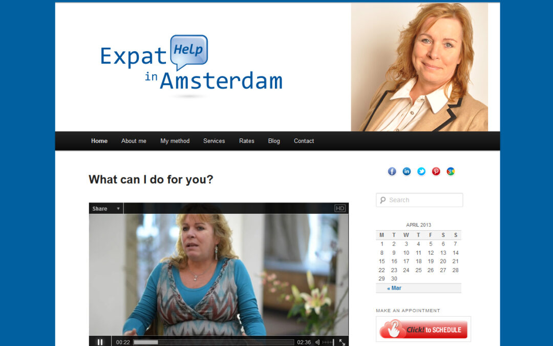 Expat Support in Amsterdam